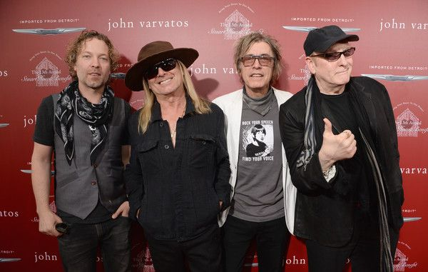 Robin Zander Photos - John Varvatos 13th Annual Stuart House Benefit Presented by Chrysler With Kids' Tent by Hasbro Studios - Arrivals - Zimbio