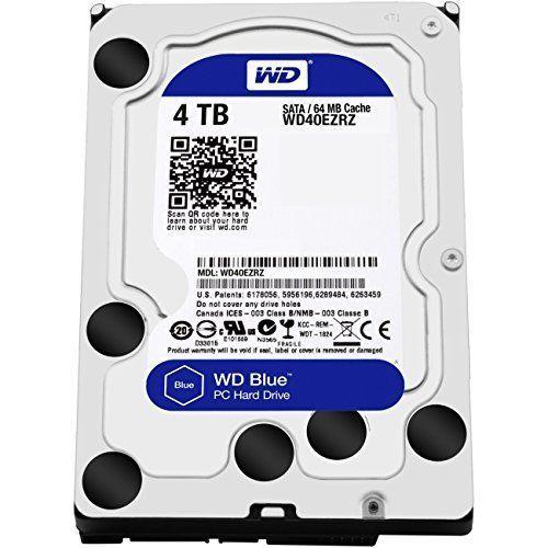 Western Digital 4TB | 0718037840161 Western Digital