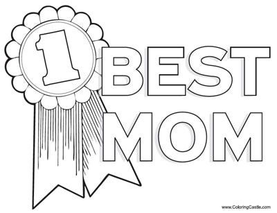 Printable Happy Mothers Day Coloring Pages Printable Coloring Pages For Kids