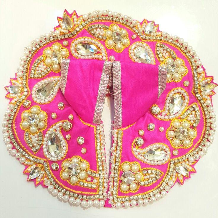 Laddu gopal dresses Shri Radha Madhav Shringar Kendra