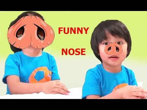 FUNNY NOSE