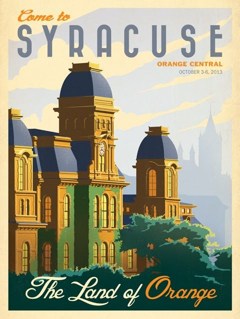 Anderson Design Group: Blog: Syracuse University: Orange Central