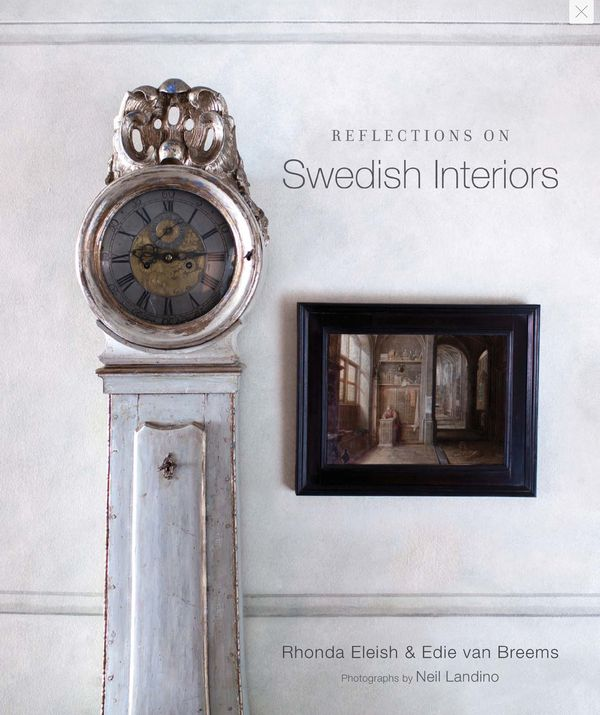 Books Reflections On Swedish Interiors
