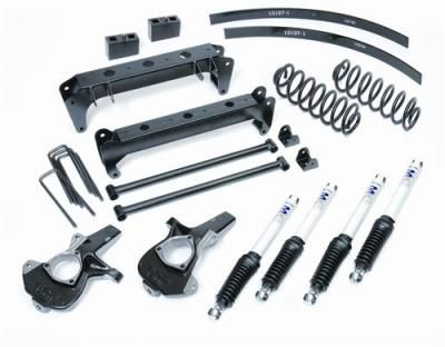 2000 GMC SIERRA 1500 Pro Comp Suspension 7 Inch Lift Kit with ES9000 Shocks: Pro Comp Suspension 7 Inch Lift Kit K1078B Fits 1999 to 2007…