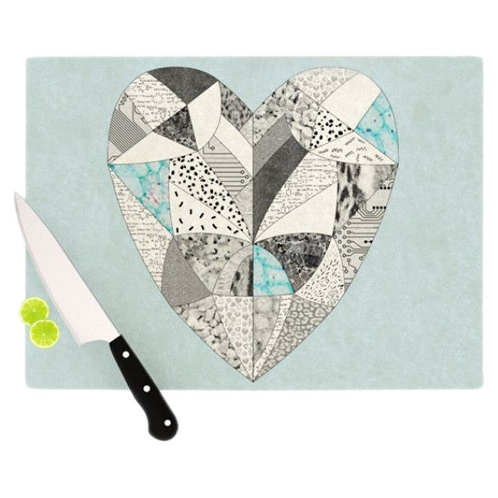 Comheartment Cutting Board