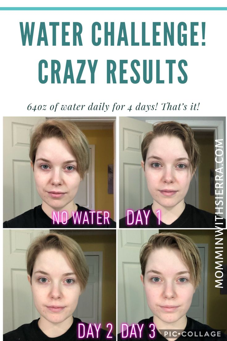 I Drank 64 Ounces Of Water For 4 Days This Is What Happened