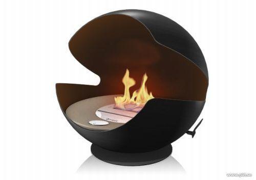 vauni ethanol fireplace by Markus Grip