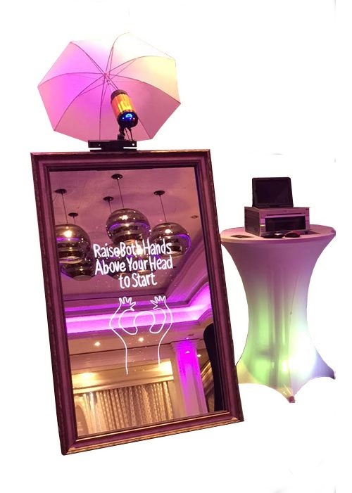 Create outstanding selfie mirror by hiring mirror me Booth. Reach Vivid Media to make magical effect at your events. Entertain your guests at competitive rate!