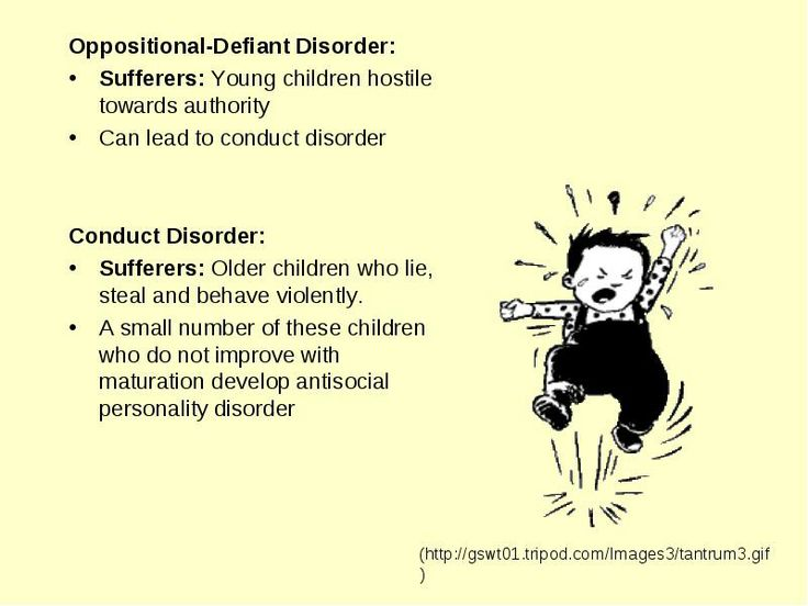 An overview of antisocial personality disorder