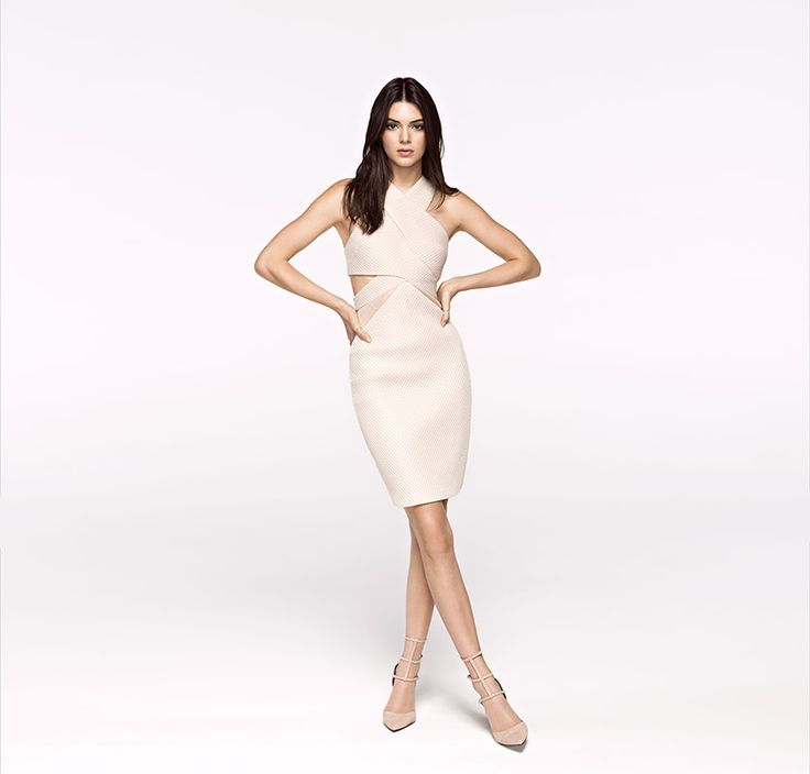 Kendall Jenner is absolutely flawless in her new collection for Ever New