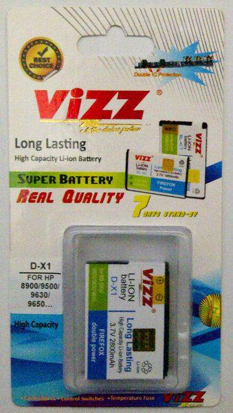 Vizz Blackberry DX-1 (Javelin) 2800 mAh - Garansi 3 Bulan VIZZ