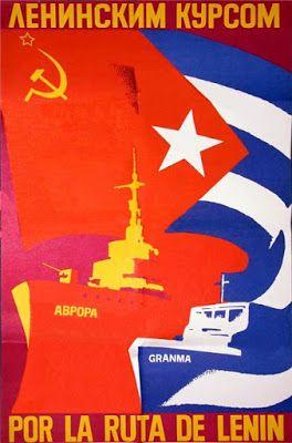La URSS, hermano mayor de la Revolución Cubana - Cultura Bolchevique