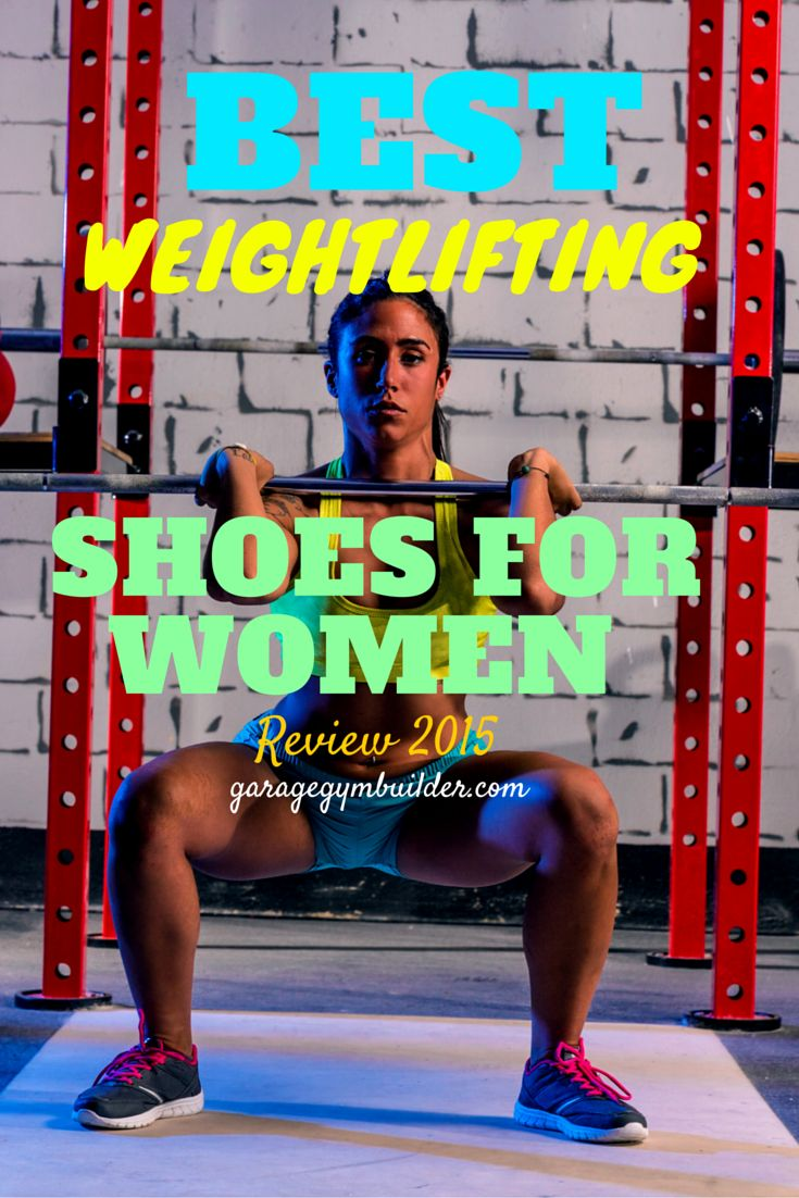 Best Weightlifting Shoes for Women Review 2015