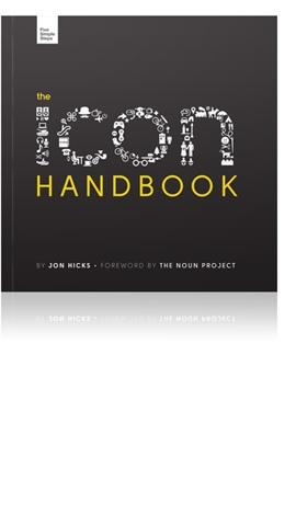 Jon Hicks' 'The Icon Handbook' £32.00.: Designing Icons, Fivesimplesteps Com, Icon Handbook, 12 Book Design, Book Covers Yup