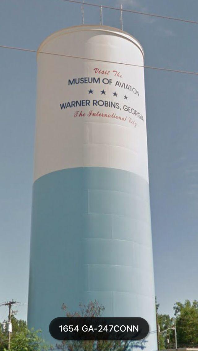 Warner Robins, GA (Visit the Museum of Aviation ••• Warner Robins, Georgia The International City)