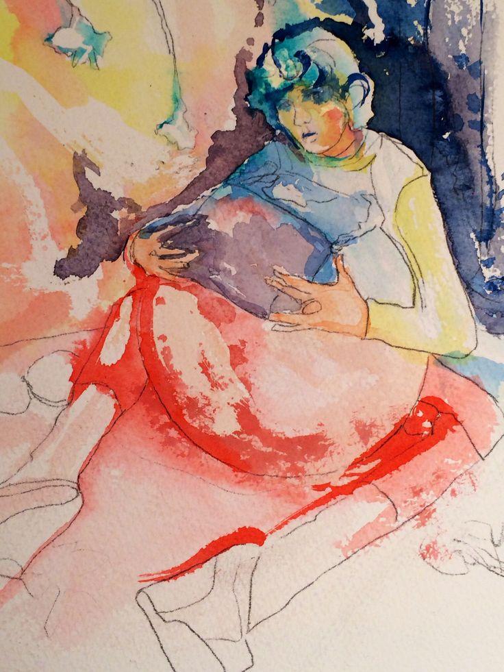 Lady ball by Anna Stasyk
