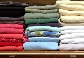 Υγεία - Το δίπλωμα των καθαρών ρούχων απαιτεί χρόνο και τις περισσότερες φορές τρόπο. Εμείς θα σας απαλλάξουμε από αυτή τη δυσκολία, δείχνοντάς σας πώς μπορείτε να