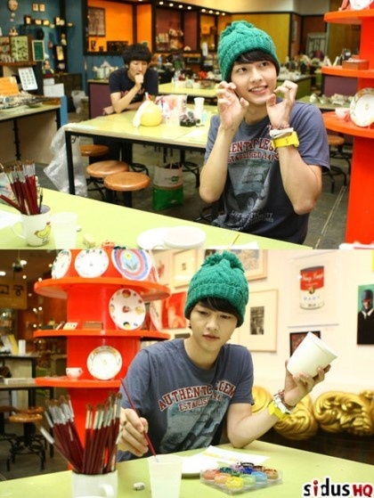 Song Joongki  I miss you ;o;
