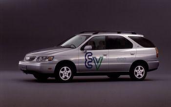 Nissan R'nessa EV (N30) '1997