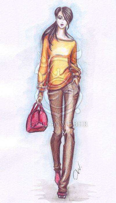 702 best Fashion Illustration images on Pinterest | Fashion illustrations Fashion drawings and ...