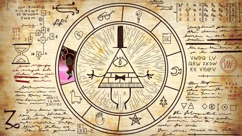 Bill Cipher Secrets You NEED To Know For Gravity Falls S02E18 ...