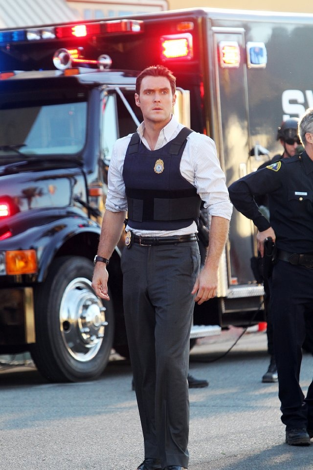 Owain Yeoman in The Mentalist