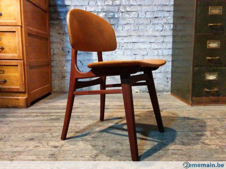 Chaise de bureau scandinave ann es 60 a vendre life style pinterest - Chaise bureau scandinave ...
