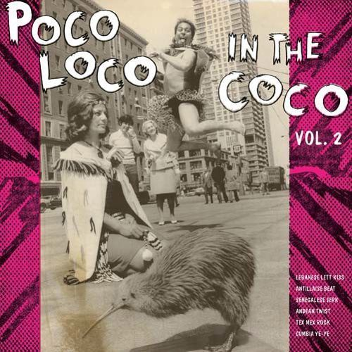 Poco Loco In the Coco, Vol. 2 [LP] - Vinyl