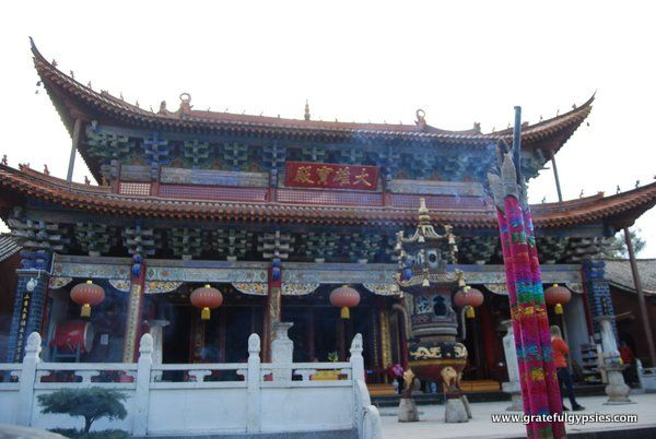 Kunming Bamboo Temple