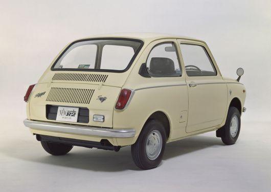 Subaru R2 / 1970