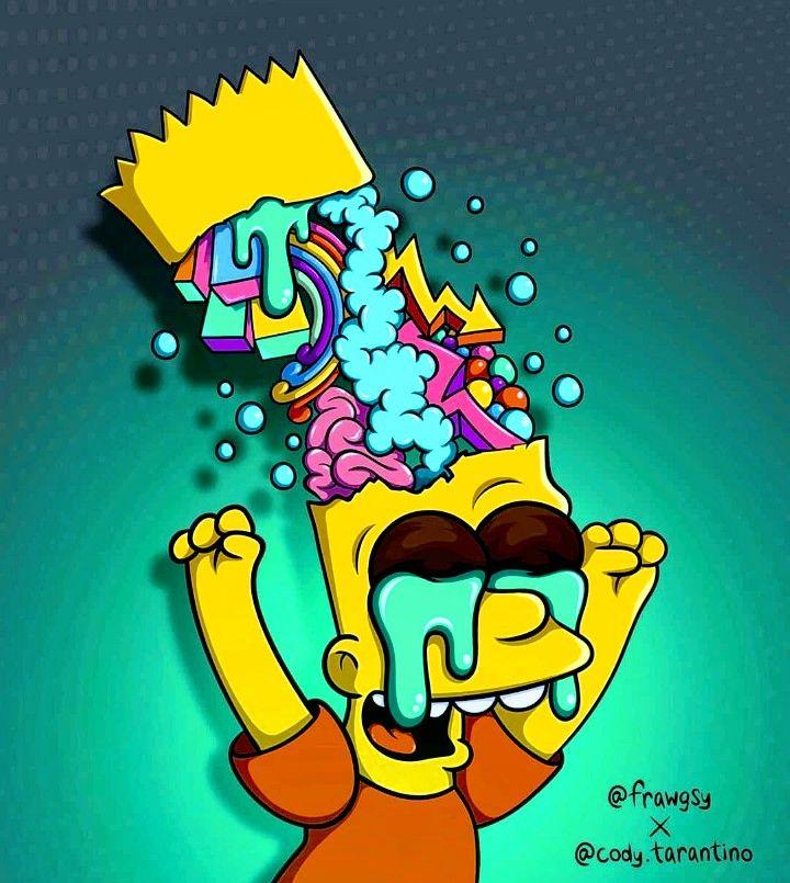 Bart The Simpsons Simpsons Drawings Simpsons Art Bart Simpson Art