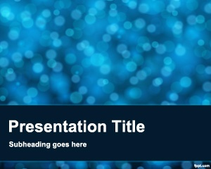 This blur design for PowerPoint also named Blur PowerPoint template design is one of our best PowerPoint templates for free that you can download to stylize your template