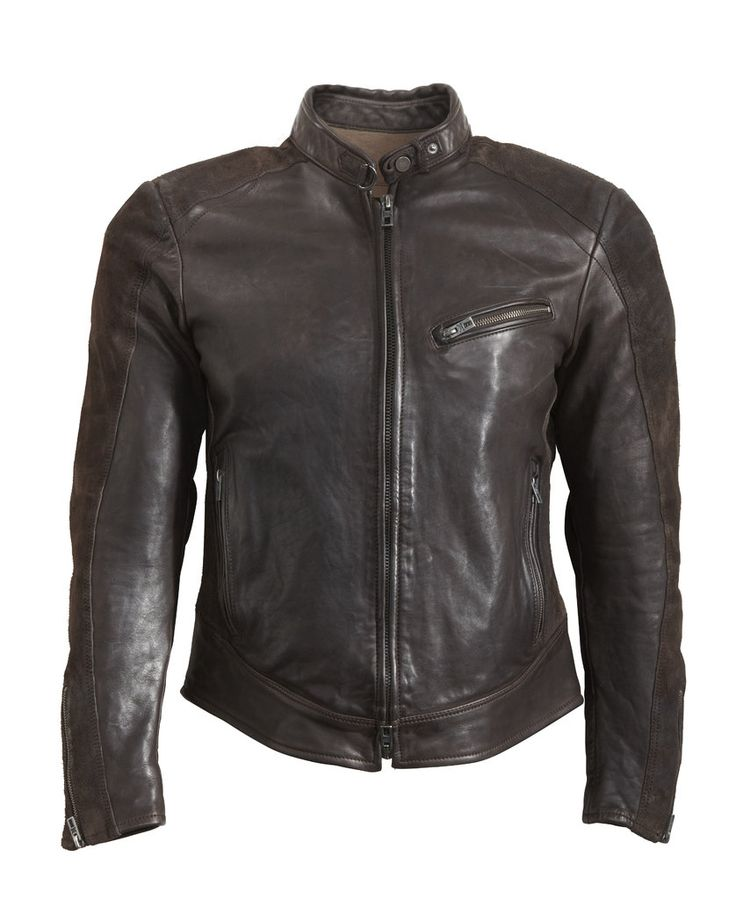 Urban Research Cafe Racer Jacket