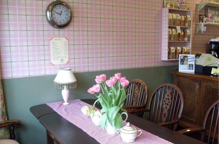 Very british und ganz viel Ruhe: Der Tea Room im White Rabbit