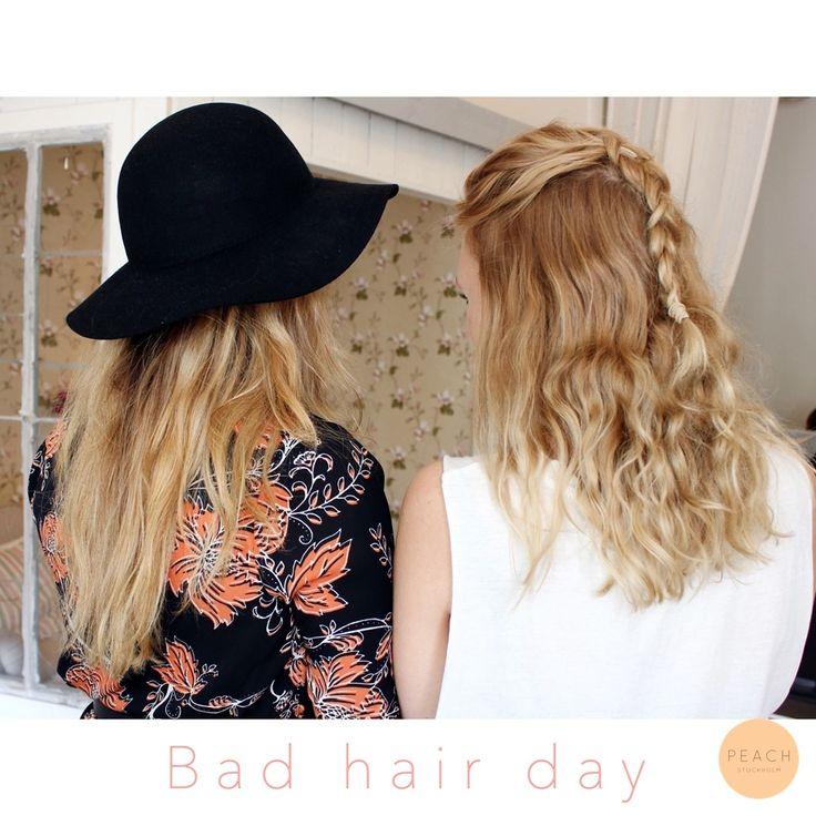 Bad hair day inspo