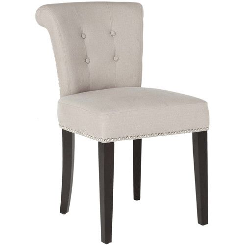 Found it at Wayfair.co.uk - Brevard Solid Birch Upholstered Dining Chair