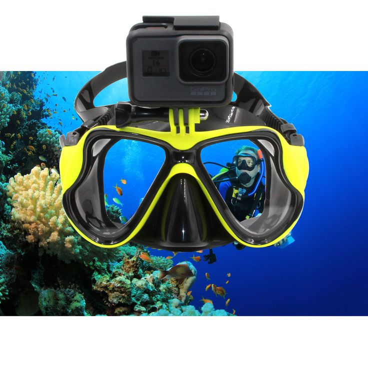 >> Click to Buy << New Diving Goggles Gopro Mask Scuba Dive Snorkel Swimming Tempered Glasses For GoPro Hero 2 3 3+ 4 Xiaoyi Action Camera #Affiliate