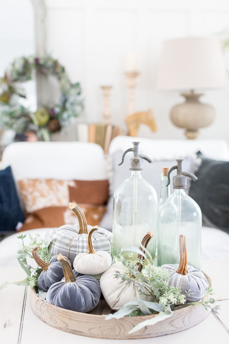 827 best Fall Decorating Ideas images on Pinterest | Fall decorating ...