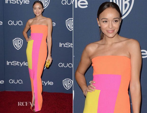 Ashley madekwe in roksanda ilinsic