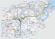 Netzplan Lübeck - Auskünfte des SV Lübeck zum Linienverkehr, Fahrzeiten und mehr
