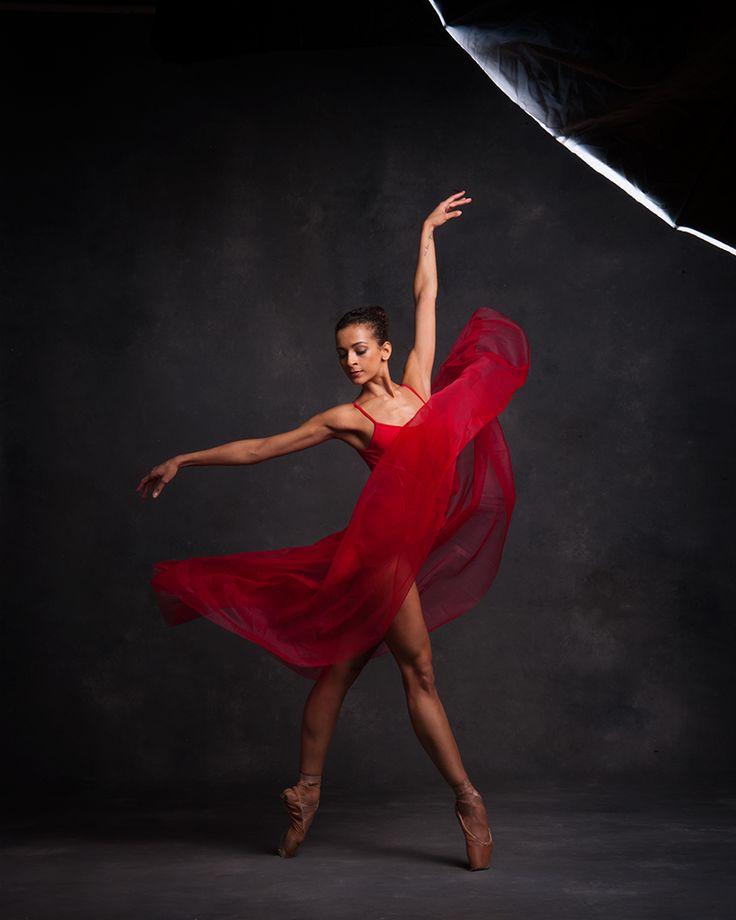Gabrielle Salvatto, ballerina with Dance Theatre of Harlem