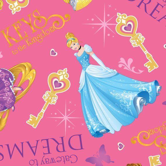 Disney Frozen Elsa//Anna Hermanas Para Siempre!! 100/% algodón por la yarda!!!