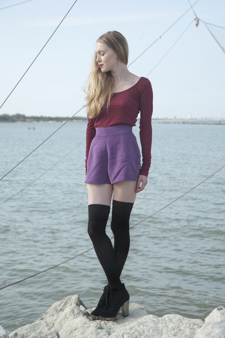 PLUU // pure silk // pure wool     LOVE ME: fb.com/Pluu.short