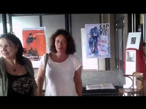 Popup expositie Entrepothaven Rotterdam - 5 juli 2015 - part 2