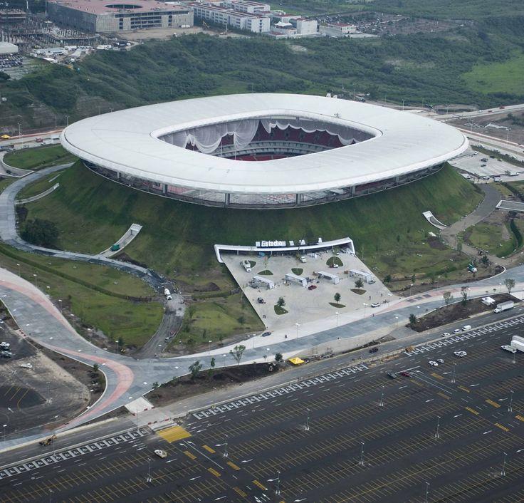 Omnilife Stadium, Formerly Known As Chivas Stadium
