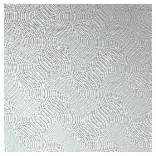 """Found it at AllModern - Adeline 33' x 20.5"""" Abstract 3D Embossed Wallpaper"""