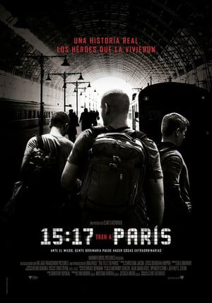 free download the 15 17 to paris 2018 dvdrip FULL MOVIE