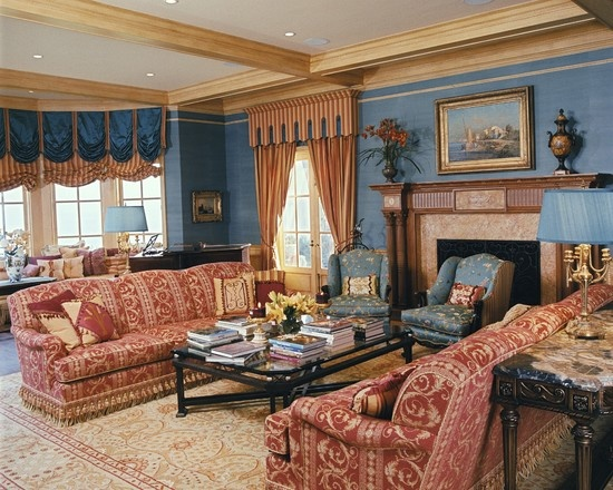 Living Room Ornate Gold Frame Design, Pictures, Remodel, Decor and Ideas - page 2