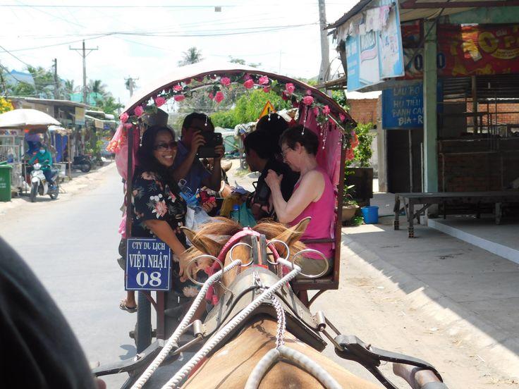 Cai Be - Vinh Long - Can Tho - Chau Doc