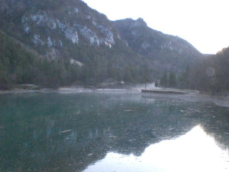 The Završnica Reservoir